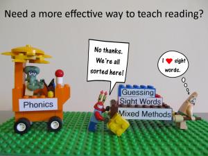 Lego Phonics